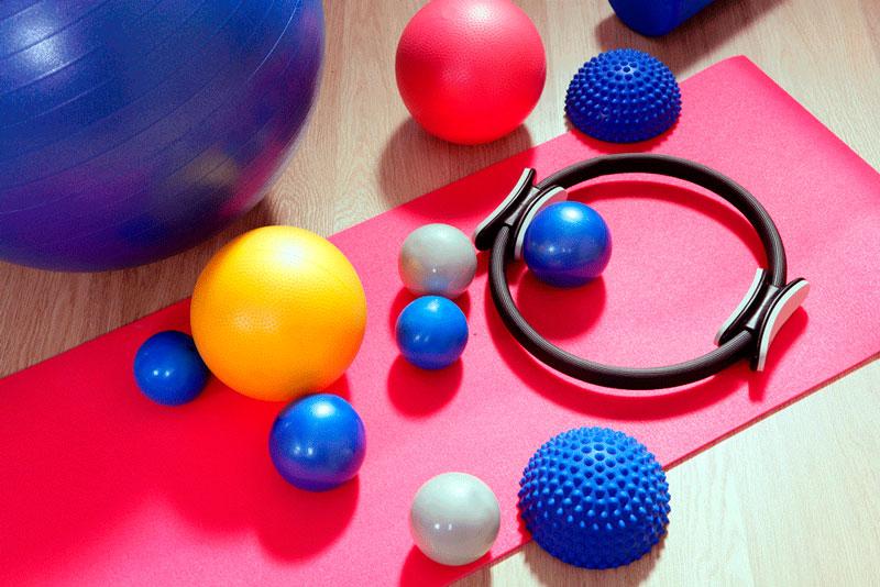 A importância dos acessórios leves no Pilates