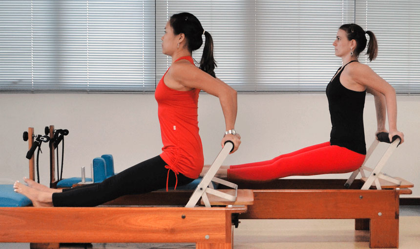 História do Reformer: o Pilates e o movimento completo