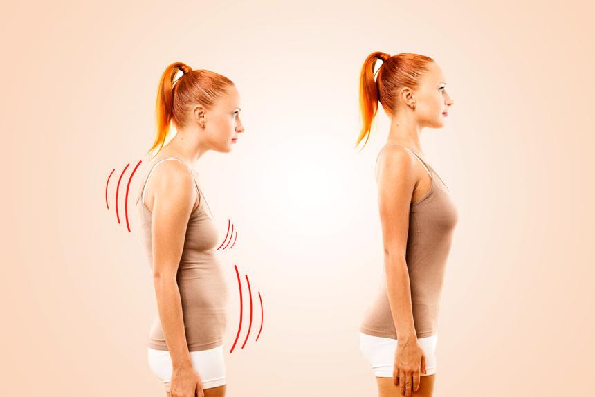 Maus hábitos: a importância da avaliação postural no Pilates