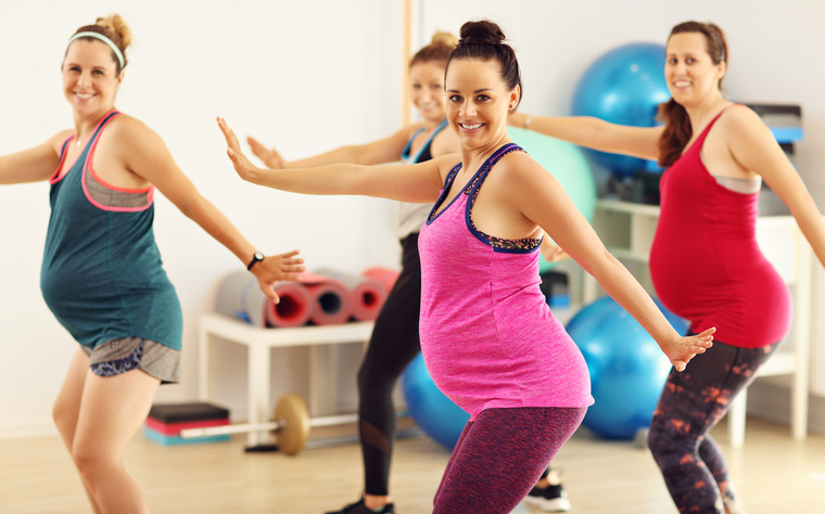 Movimentar o corpo na gestação: a importância de manter-se ativa