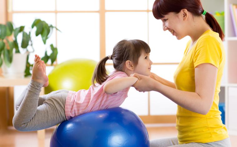 12 razões para recomendar Pilates para crianças
