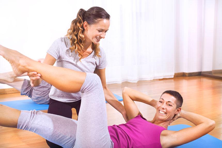 O Pilates na qualidade de vida de pessoas com câncer