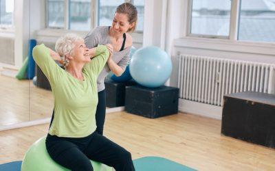 Manual de como ensinar Pilates para terceira idade