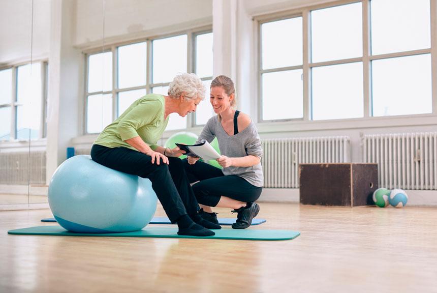Pilates e seus benefícios: a propriocepção