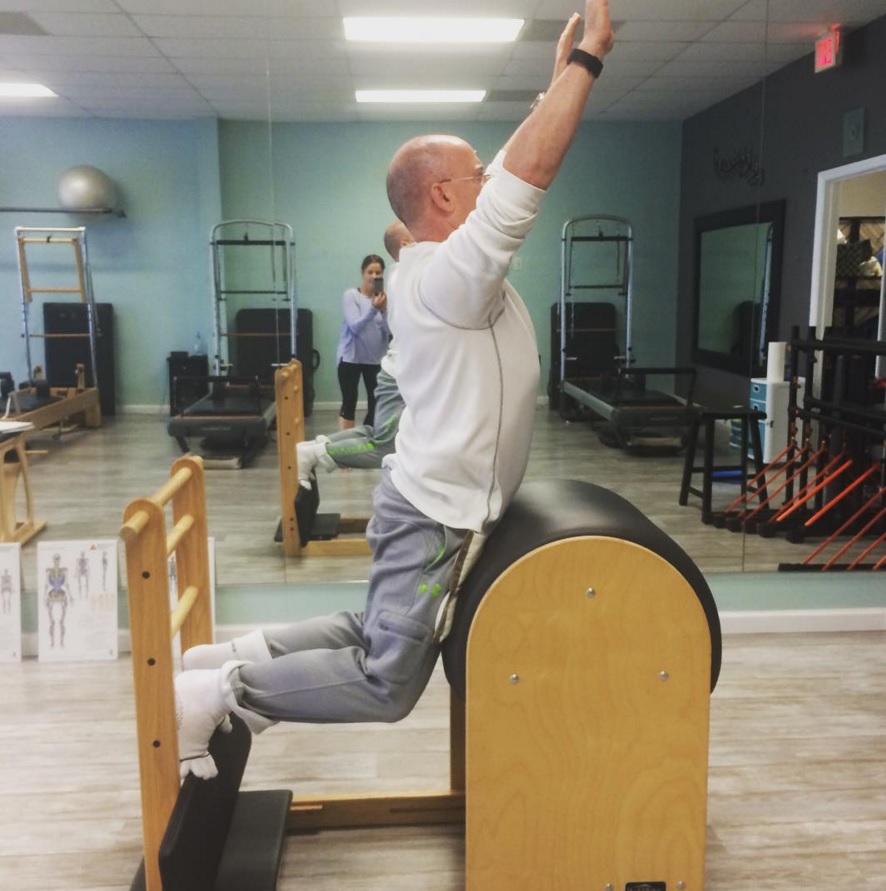 Jeffery Morese - Como o Pilates mudou minha vida
