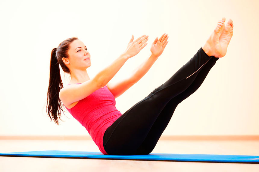 CORE PILATES: como encontrar o core no Pilates?