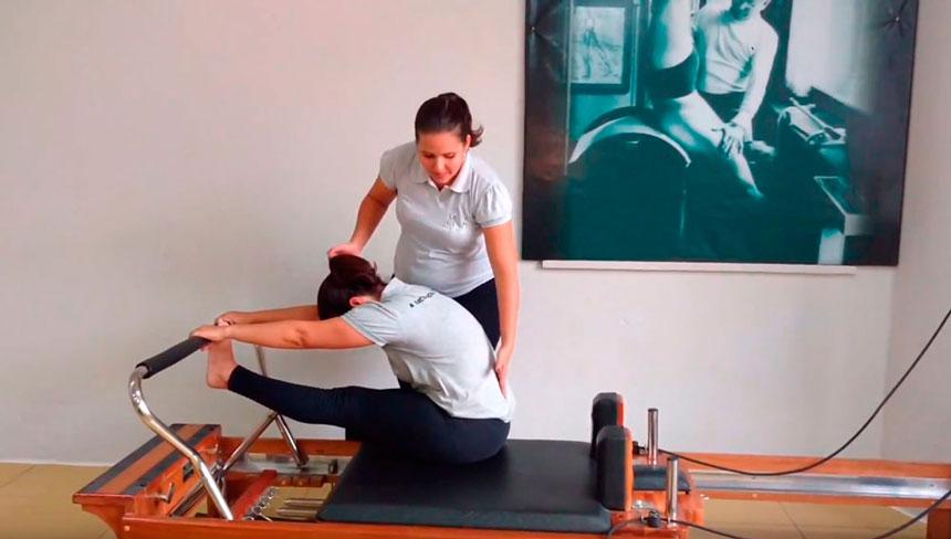 Pilates para hiperlordose lombar