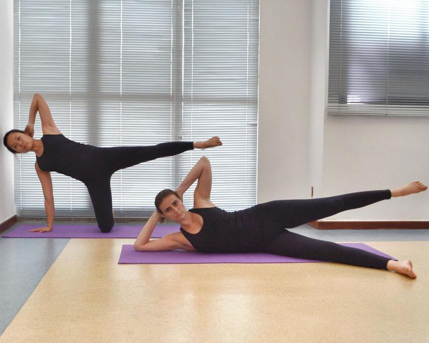 Side Kicks Front/Back: aprenda mais sobre este exercício
