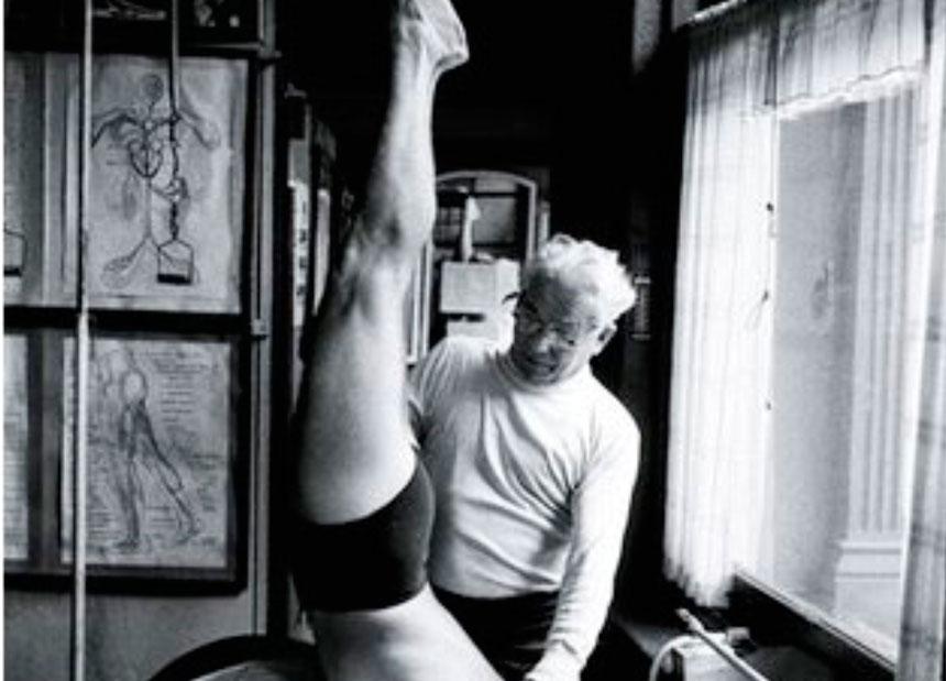 Joseph Pilates: um pesquisador nato