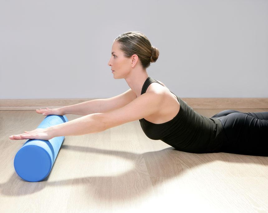 Exercícios de Pilates para trabalhar a postura corporal