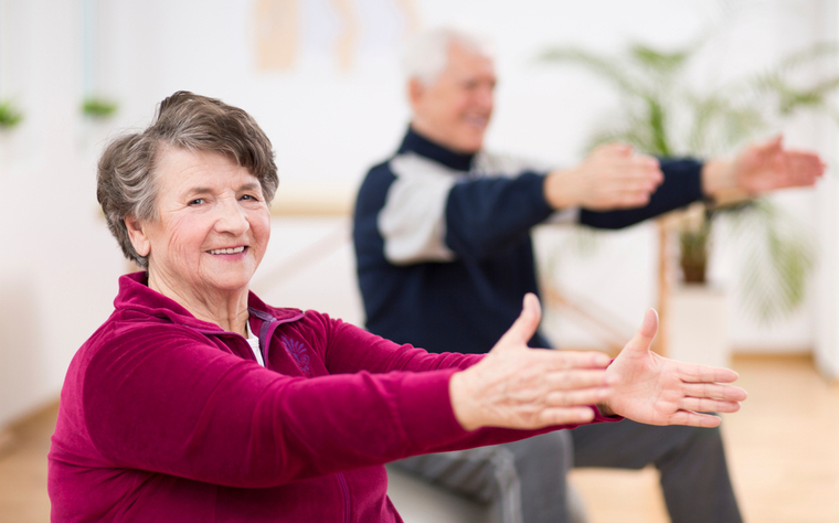 Pilates para Tratamento para a Osteoporose