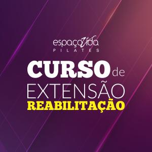 CURSO DE EXT. REABILITAÇÃO