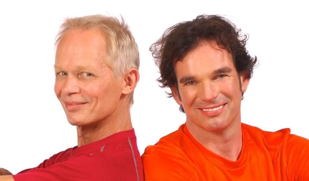 Michael Fritzke e Ton Voogt