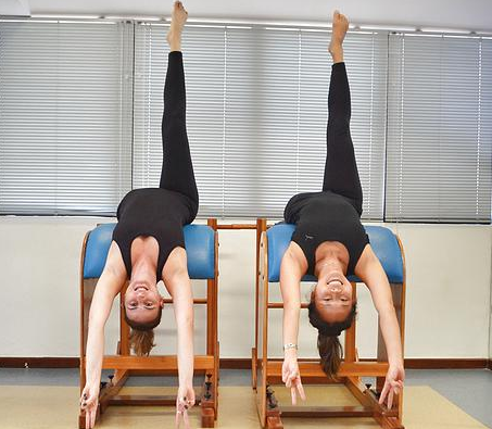 Monique Ayala e Hellen Morita
