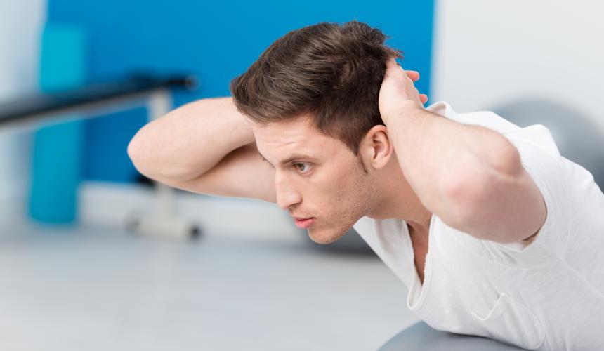 Pilates para homens: quebrando um tabu