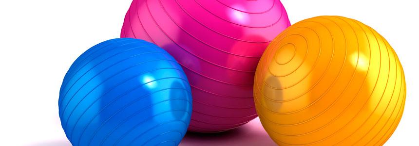 bolas de pilates