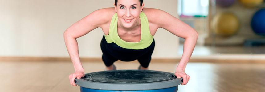 Em todos os exercícios de Pilates é necessário a ativação do Power House