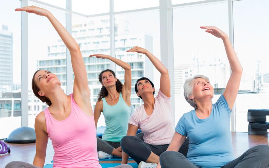 Pilates na menopausa: vida saudável e feliz