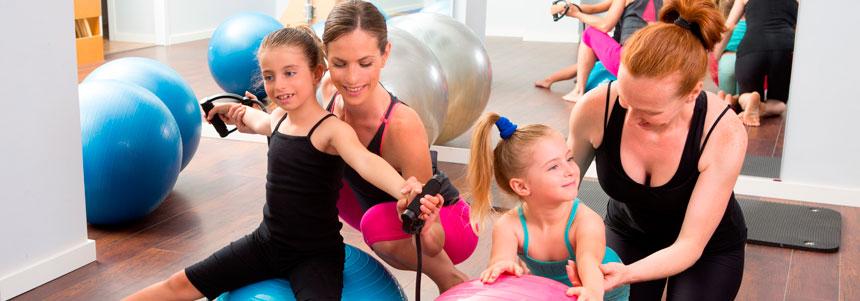 Pilates para crianças (7)