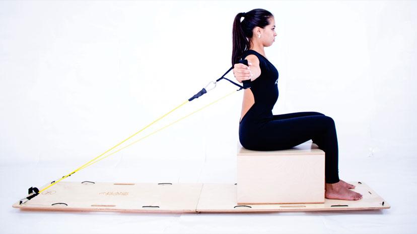 PLANK: novo equipamento de Pilates