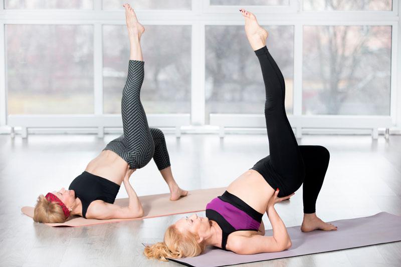 6 exercícios de MAT Pilates que você precisa conhecer