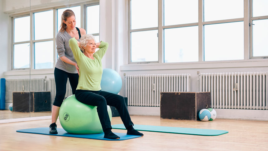 Como aplicar o Pilates para a Terceira Idade