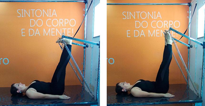 Alongamento e fortalecimento de tríceps sural
