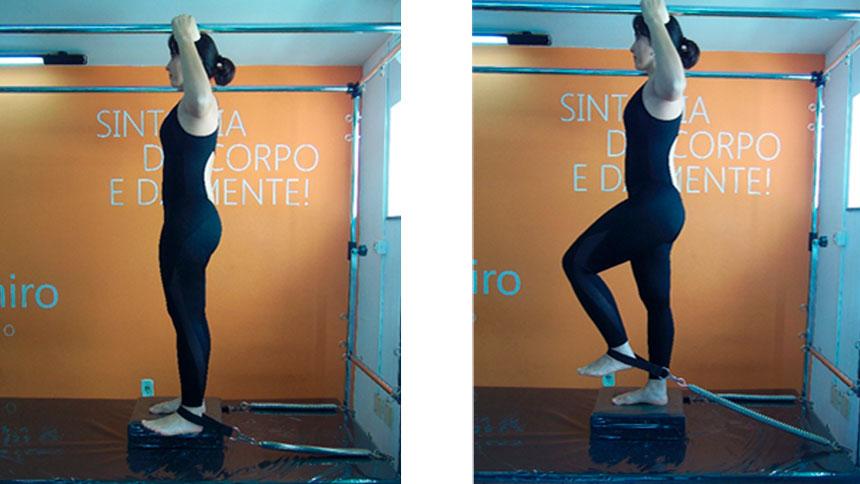 Fortalecimento de flexores de joelho e quadril