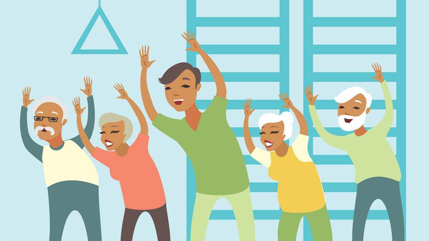 Pilates-para-idosos