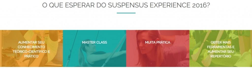 Suspensus Experience 3
