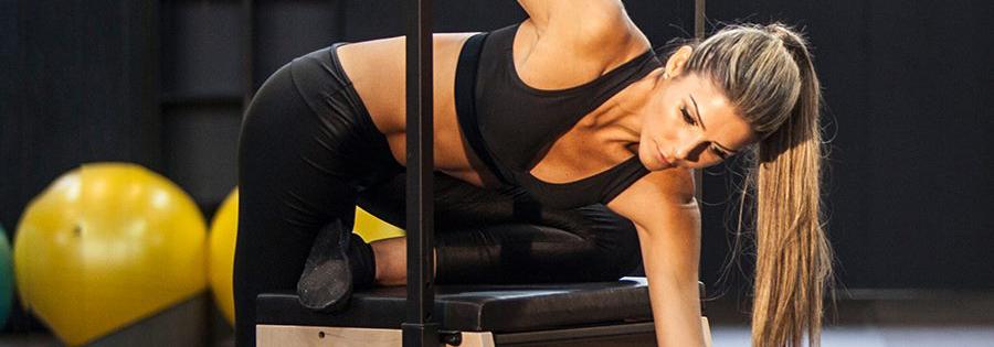 exercícios de Pilates 2