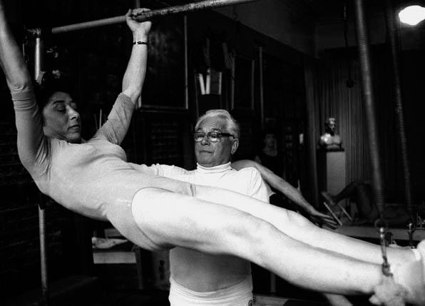 Os princípios do Método Pilates