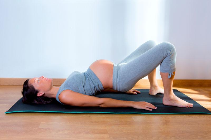 10 razões para praticar Pilates na gravidez