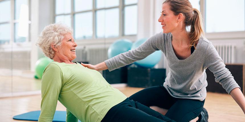 Todos benefícios do Pilates na melhor idade