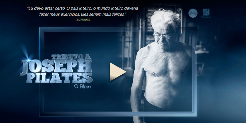 Joseph Pilates Tribute: Documentário inédito conta a história do criador do método