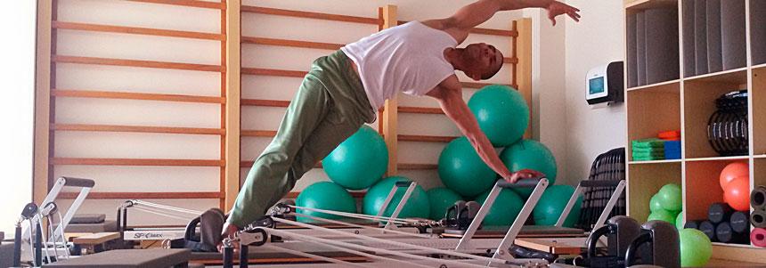 Pilates para Homens 3