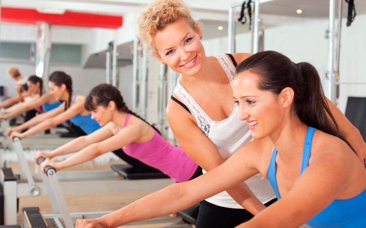 ESPECIAL – 6 áreas de atuação para se trabalhar com Pilates: Studio de Pilates