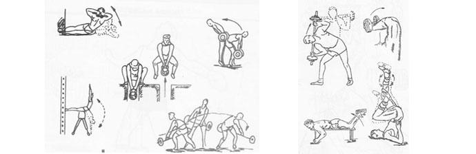 Exercícios-de-Arremesso