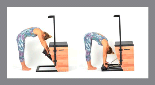 1)-Hamstring-Stretch - Exercícios de Pilates na Step Chair