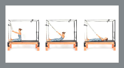 1)-Rolling-Back-Down-and-Up - Exercícios de Pilates no Cadillac