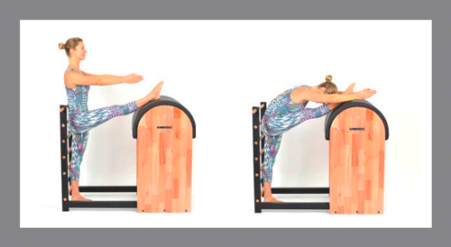 1)-Stretches-Front - Exercícios de Pilates no Barrel