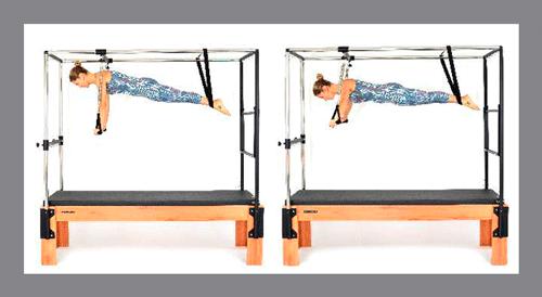 12)-Flying - Exercícios de Pilates no Cadillac