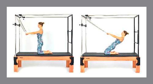 13)-Pedundulum - Exercícios de Pilates no Cadillac