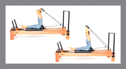 2)-French-Press-Triceps - Exercícios de Pilates no Reformer