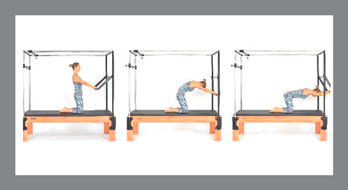 2)-Spine-Stretch-Variation - Exercícios de Pilates no Cadillac