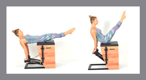 4)-Teaser-Variation -Exercícios de Pilates na Step Chair
