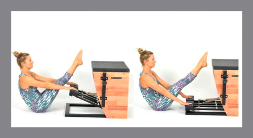 5)-The-Hundred-Pumping -Exercícios de Pilates na Step Chair