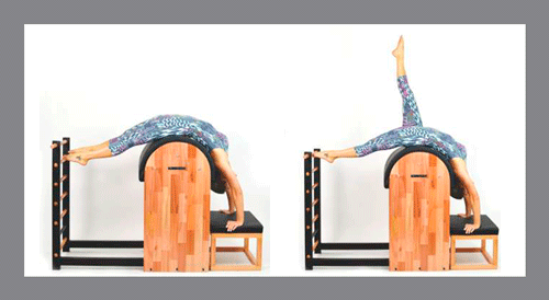 6)-One-Leg-Up-and-Down - Exercícios de Pilates no Barrel