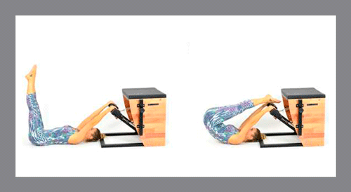 7)-Roll-Over-Step -Exercícios de Pilates na Step Chair