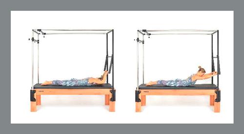 7)-Swan - Exercícios de Pilates no Cadillac